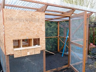 Garden Follies and Cost Centers – Chicken Coop 2.0