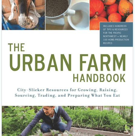 Your Chance to Win 'The Urban Farm Handbook'