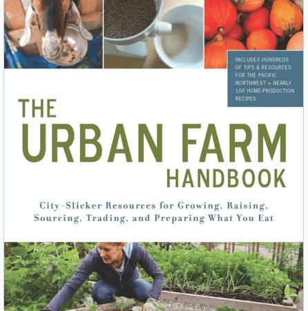 Your Chance to Win 'The Urban Farm Handbook'