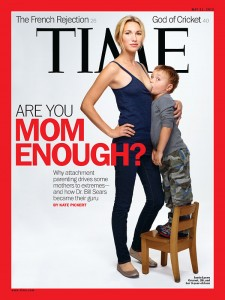 Time Mother's Day Cover