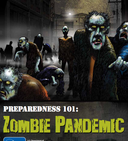 The Zombies Are Here. Are You Ready?