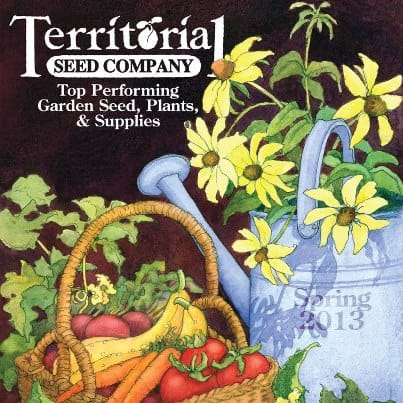Territorial Seed Catalog