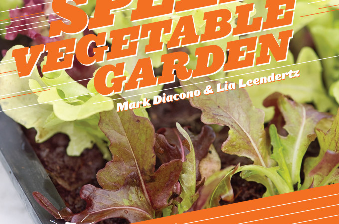 Giveaway: The Speedy Vegetable Garden