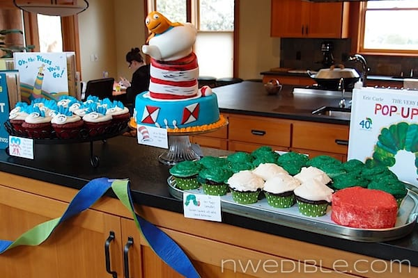 Throwing A Children's Book Themed Baby Shower