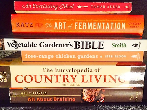 Giveaway: 6 Of My Favorite Homesteading Books