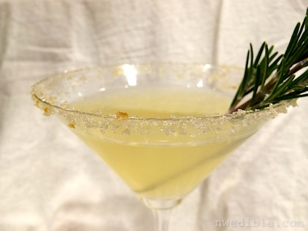 Rosemary Meyer Lemon Drop