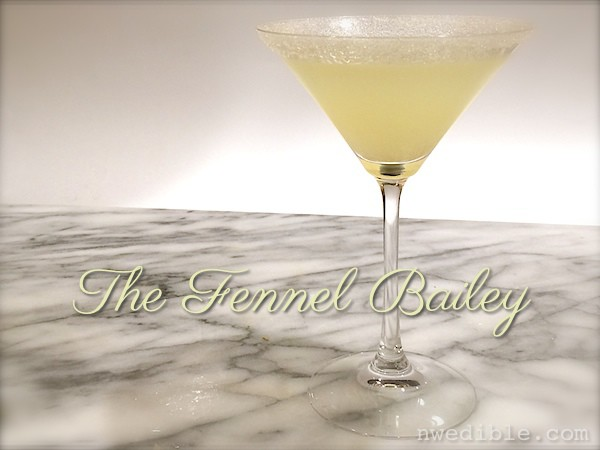 The Fennel Bailey Cocktail