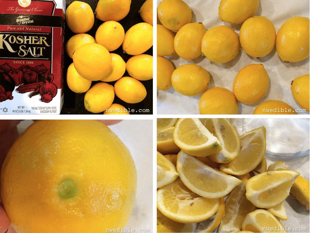 How To Make Salt Preserved Meyer Lemons (The Easy Way)