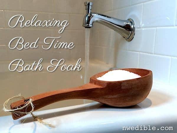 Relaxing Bath Soak