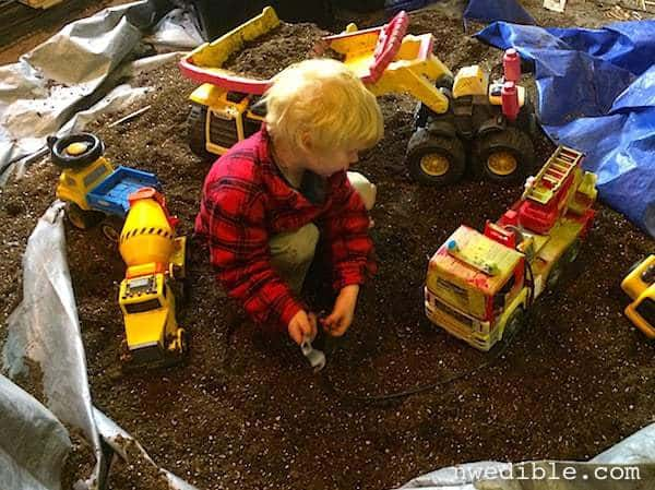 Unexpected Parenting Benefits of Seed Starting Mix