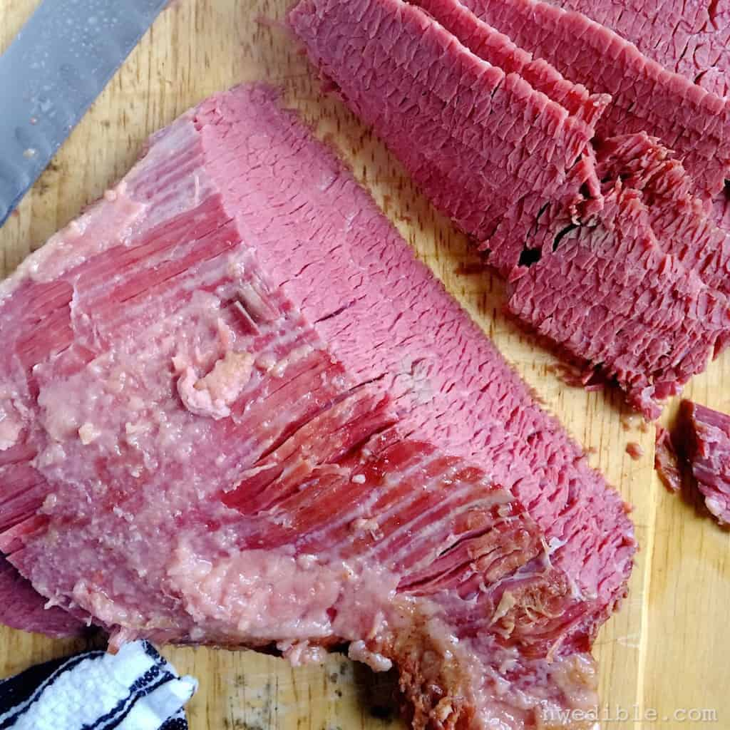 how to make corned beef: