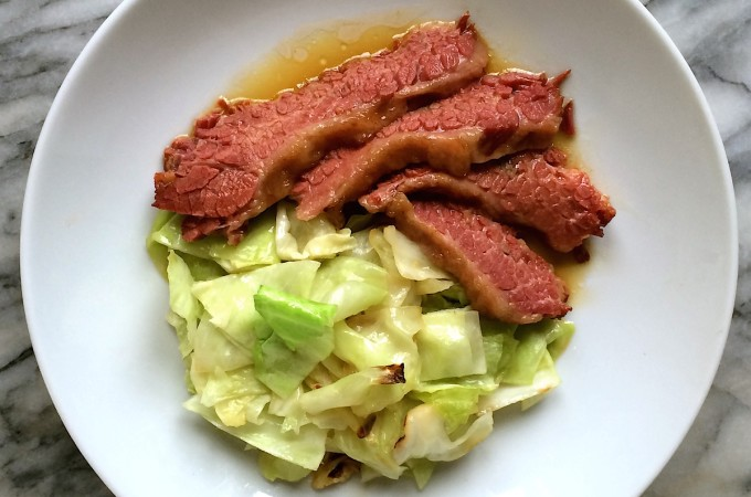 How To Make Corned Beef Brisket At Home