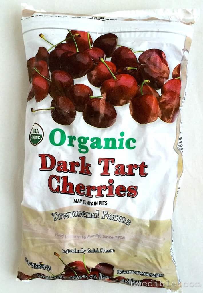 Tart Cherries Costco