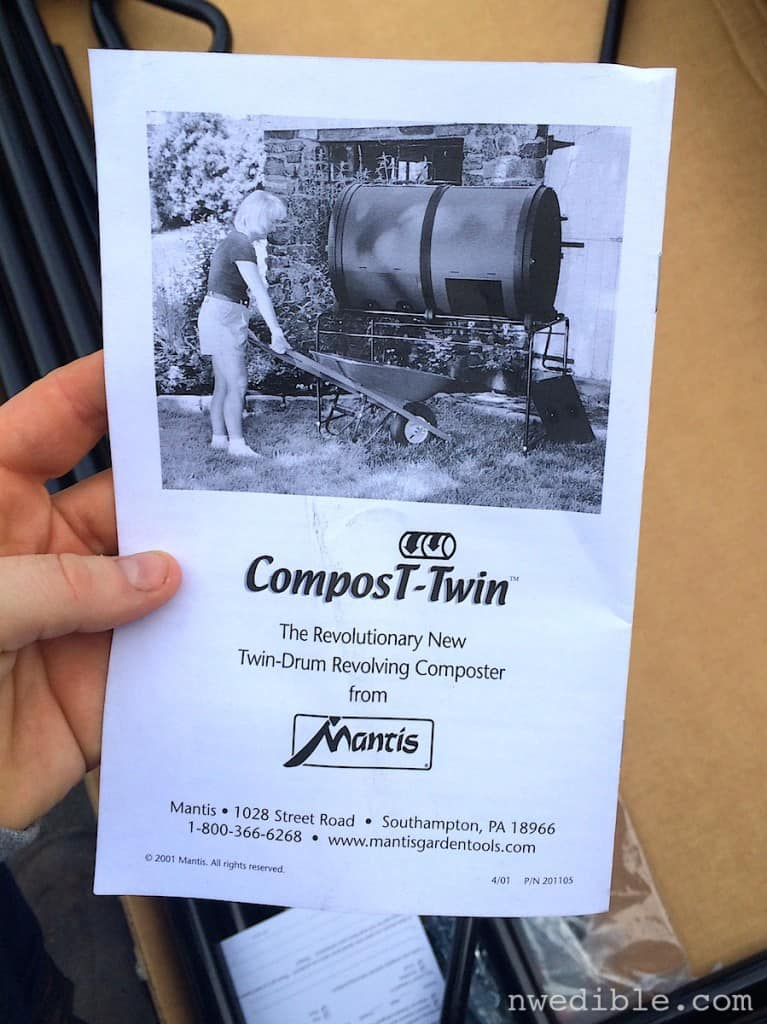 Mantis ComposT-Twin826