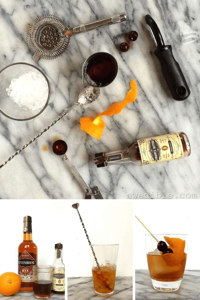Maple Spiced Old Fashioned1