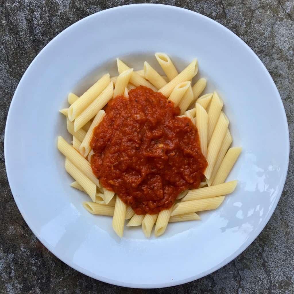 Homemade Thick Spaghetti Sauce