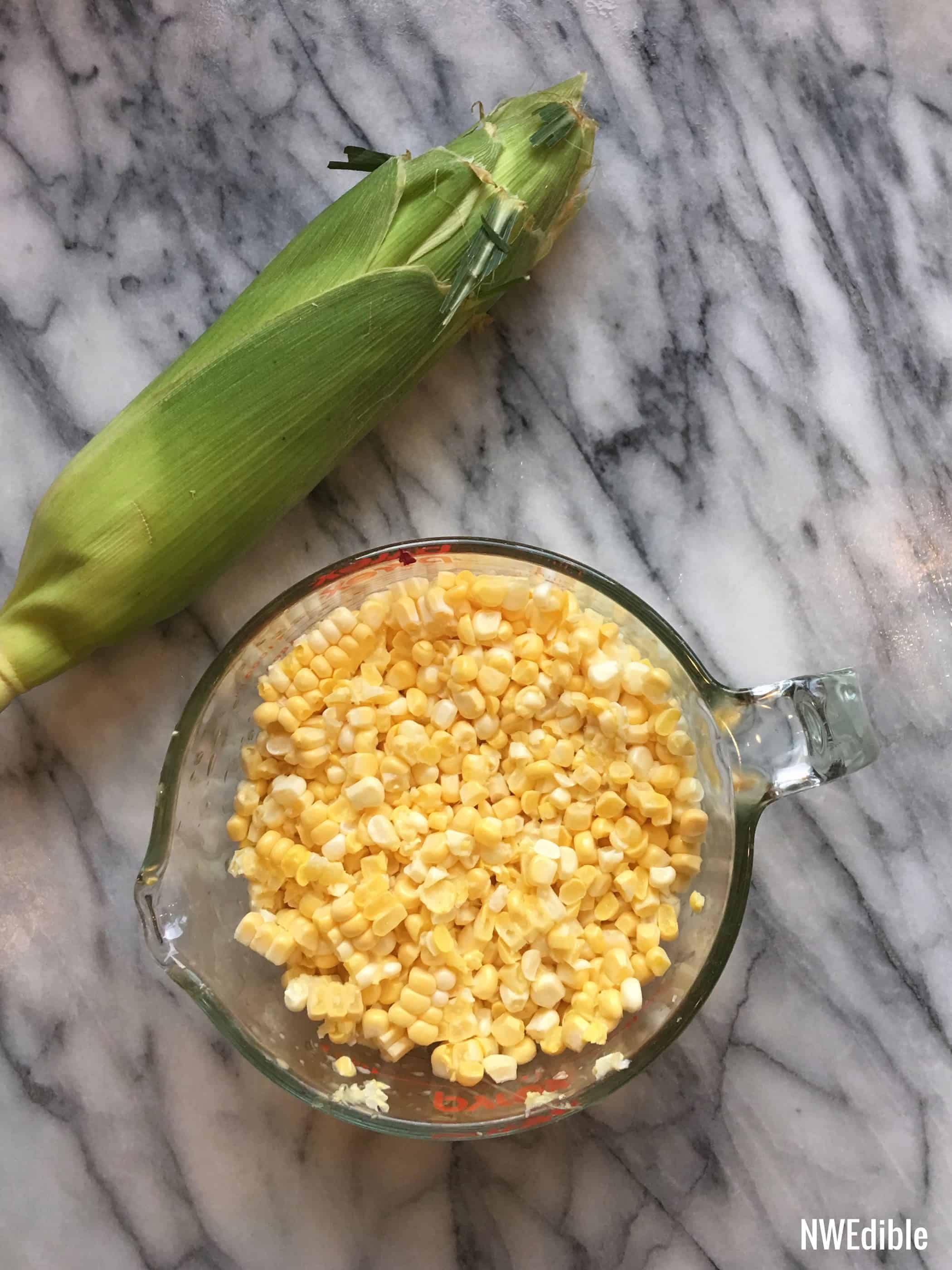 Old Bay Corn Relish Corn Measure